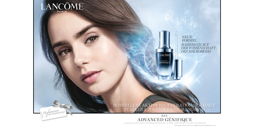 Lancome Promotionstage<br>2. bis 14.9.2019